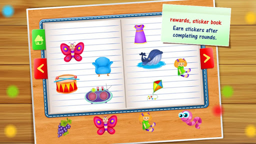 123 Kids Fun ALPHABET: Alphabet Games for Kids screenshots 5