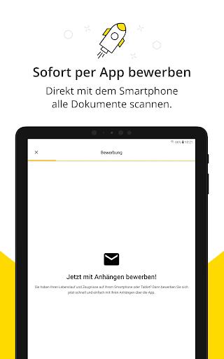 Jobbu00f6rse - Jobs finden auf meinestadt.de android2mod screenshots 8