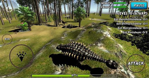 Dinosaur Simulator Jurassic Survival  screenshots 3