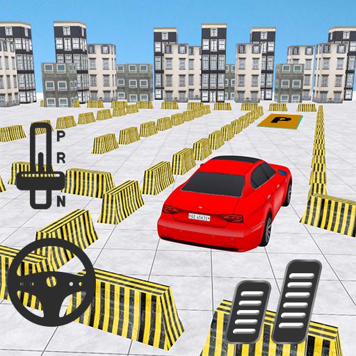 Modern Car Parking Simulator - Car Driving Games APK