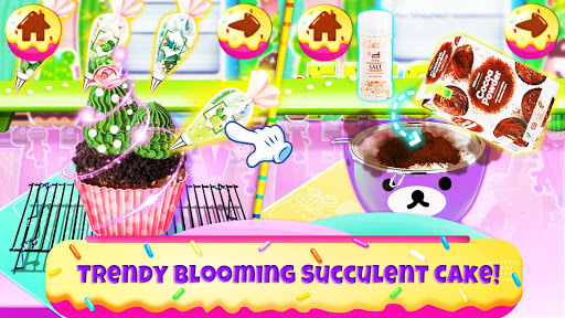 Unicorn Chef: Baking! Cooking Games for Girls 2.0 screenshots 3