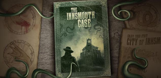 Скриншот №1 к The Innsmouth Case