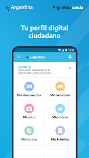 Mi Argentina Screenshot
