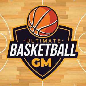 Ultimate Basketball Manager Basketball Sim 0.9.6 by Games2rk logo