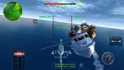 helicopter-gunship-combat -fightofair(3d) screenshot 3