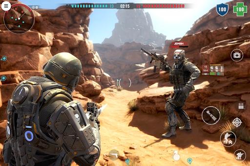 Country War : Battleground Survival Shooting Games 1.7 screenshots 10
