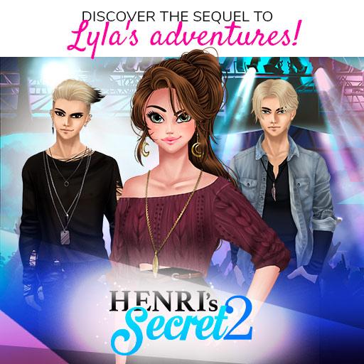 Henri's Secret 2 - A Star Life (Visual Novel) 2.3.53 screenshots 17