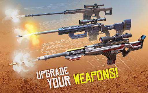 best sniper legacy: dino hunt & shooter 3d screenshot 3