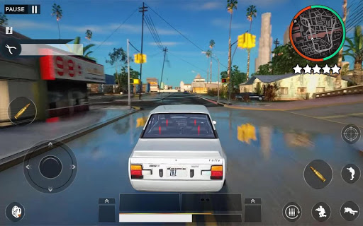 Grand Gangster Simulator Miami City Auto Theft  screenshots 10