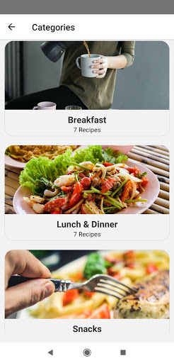 Foto do Healthy Recipes - Diet and Weight Loss