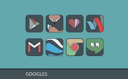 IMMATERIALIS ICON PACK Patched APK 1