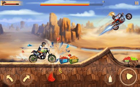Rush To Crush New Bike Games MOD APK (Unlimited Money) 3