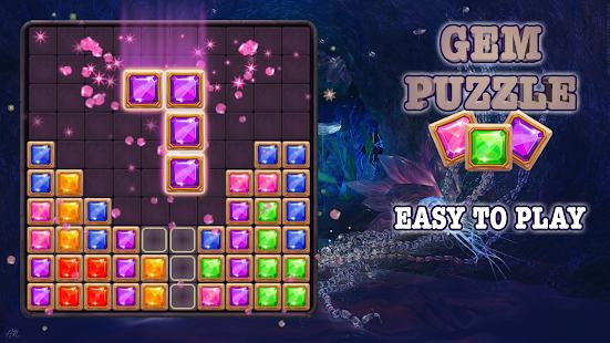 Gem Puzzle : Jewel Block Puzzle 2021 1.0.4 screenshots 1