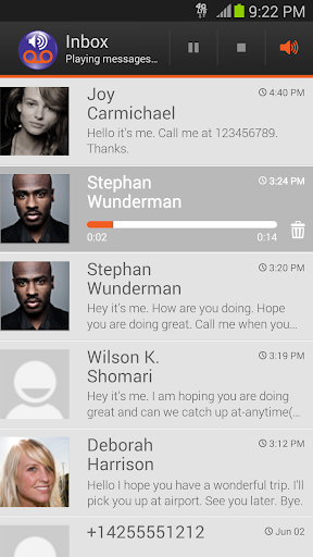 Foto do Visual Voicemail by MetroPCS