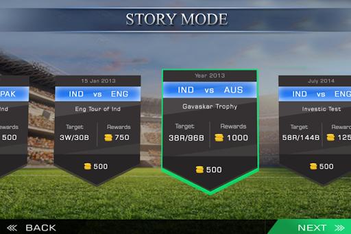Bhuvneshwar Kumar : Official Cricket Game screenshots 3