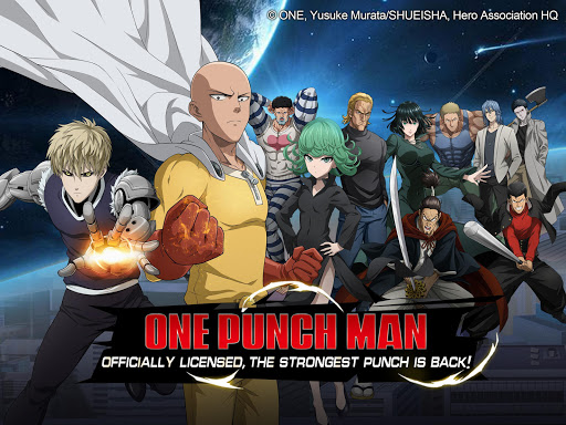 One-Punch Man: Road to Hero 1.8.0 Screenshots 1
