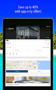 Orbitz - Hotel, Flight, Car Rentals & Packages Screenshot