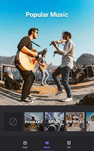 Filmigo Video Maker of Photos with Music & Video Editor 5