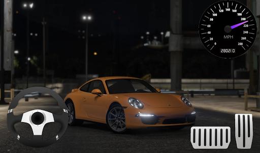 Driver Porsche Carrera 911 City Area apkpoly screenshots 3