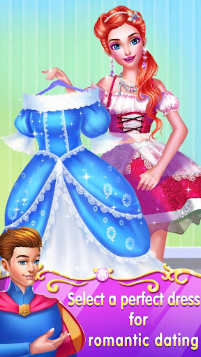 ud83dudc78ud83dudc57Sleeping Beauty Makeover - Date Dress Up  screenshots 3