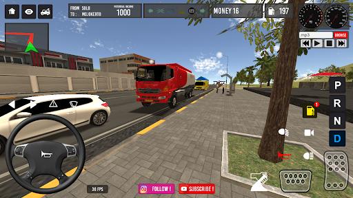 IDBS Truk Tangki 4.0 screenshots 2