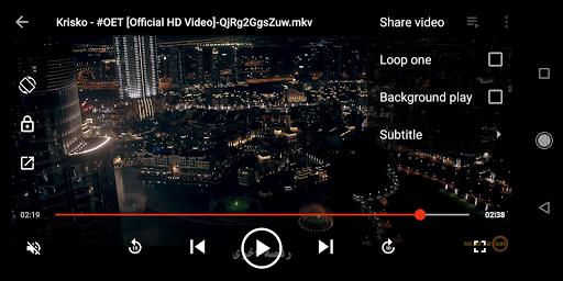 Music Player - Mp4 & MP3 Player, Video player apktram screenshots 7