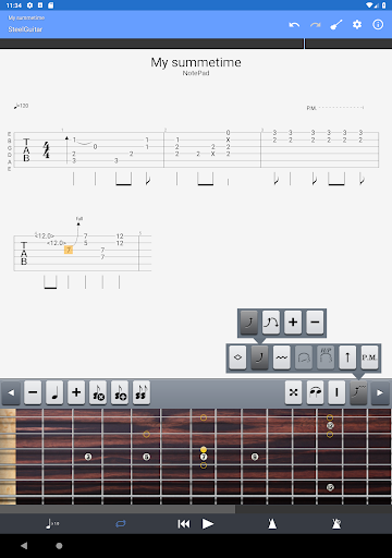 Guitar Pro  screenshots 11