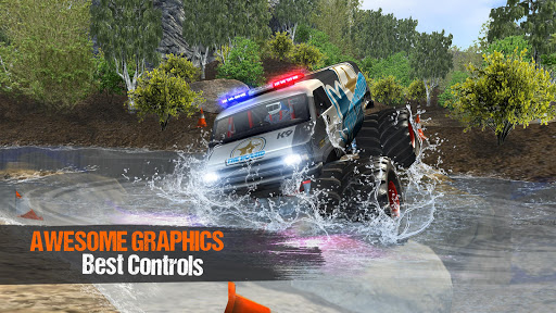 Offroad 4x4 Monster Truck Extreme Racing Simulator  screenshots 2