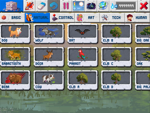 The Sandbox Evolution - Craft a 2D Pixel Universe! goodtube screenshots 16