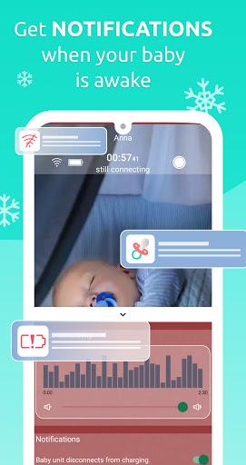 Annie Baby Monitor: Video Audio Nanny Cam 3G WiFi 3.12.1+master.c9ab675da Screenshots 3