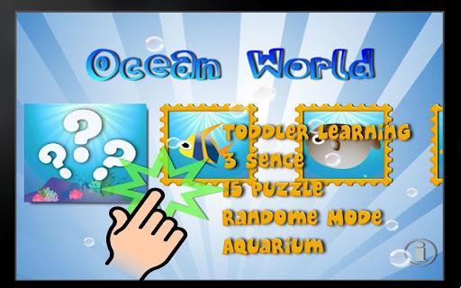 QCat - Ocean world puzzle 2.5.4 screenshots 1