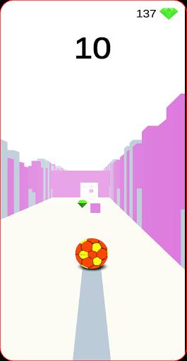 Speed Ball Catch Up - Catch Up The Racing Ball 3.4 screenshots 6