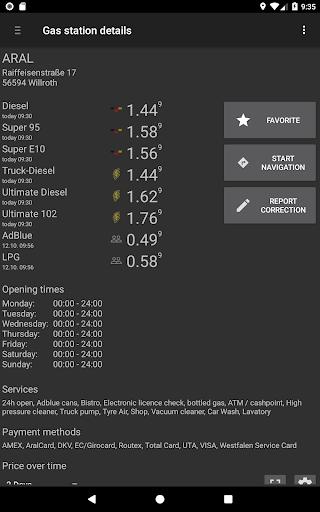 Fuel Flash 1.21.0 Screenshots 8