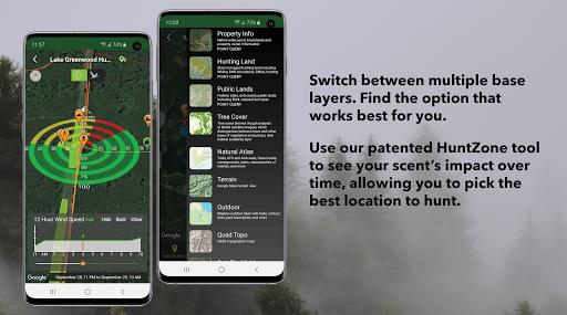 HuntStand: Hunting Maps, GPS Tools, Weather apktram screenshots 4
