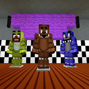 App Icon for Maps Freddy for MCPE App in Czech Republic Google Play Store