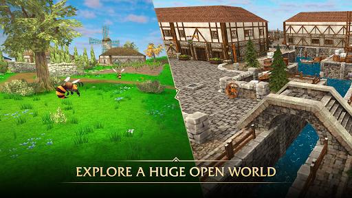MMO RPG Ancients Reborn - MMORPG 1.2.2 screenshots 2