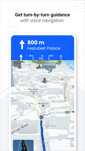 GPS Live Navigation, Maps, Directions and Explore android2mod screenshots 6
