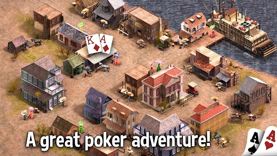 Governor of Poker 2 Premium v 3.0.18 (Mod Money) 3