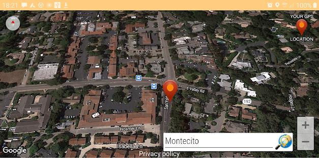 Location Satellite Maps 3.2 Screenshots 7
