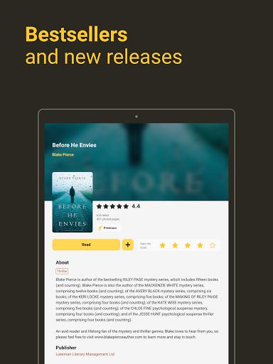 MyBook: books and audiobooks 3.36.2 Screenshots 16