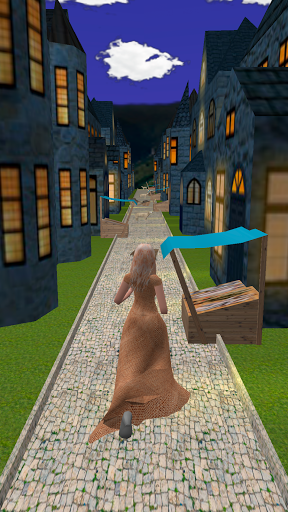 Cinderella. Free 3D Runner. 1.18 screenshots 1