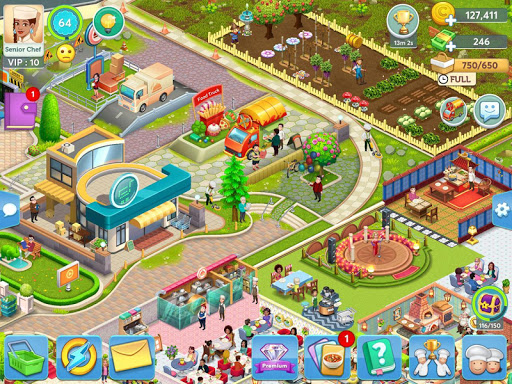 Star Chefu2122 2: Cooking Game screenshots 24
