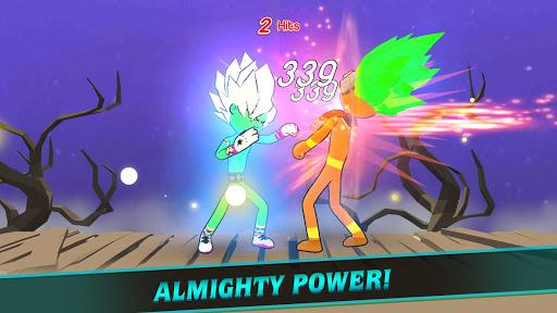 Duel Heroes - Stickman Battle Fight apklade screenshots 2