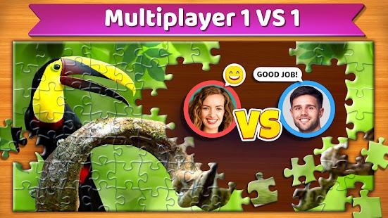 Jigsaw Puzzles Pro ud83eudde9 - Free Jigsaw Puzzle Games 1.6.1 Screenshots 6