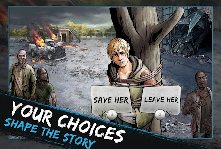 The Walking Dead Road to Survival Unlimited Coins Apk 4