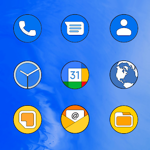Pixly – Icon Pack v2.3.6 (Patched) 2