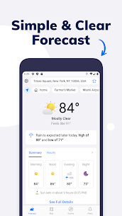 Tomorrow.io: Weather Forecast Premium MOD APK 1