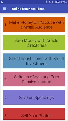 Foto do Online Business Ideas