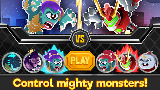 UFB Rampage - Ultimate Monster Championship 1.0.3 screenshots 3