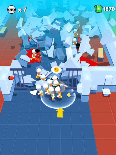 Prison Escape 3D - Stickman Prison Break android2mod screenshots 15